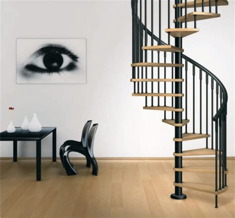 tangga rumah  model tangga putar minimalis