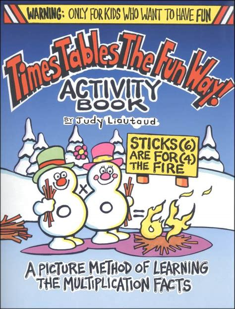 times tables the way times tables the way activity book 002577 details