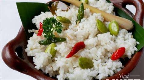 Cetakan Nasi Mobil Ala Carte Satuan resep nasi liwet rice cooker ala kung lifestyle