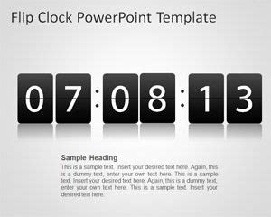 powerpoint countdown timer template free countdown powerpoint templates
