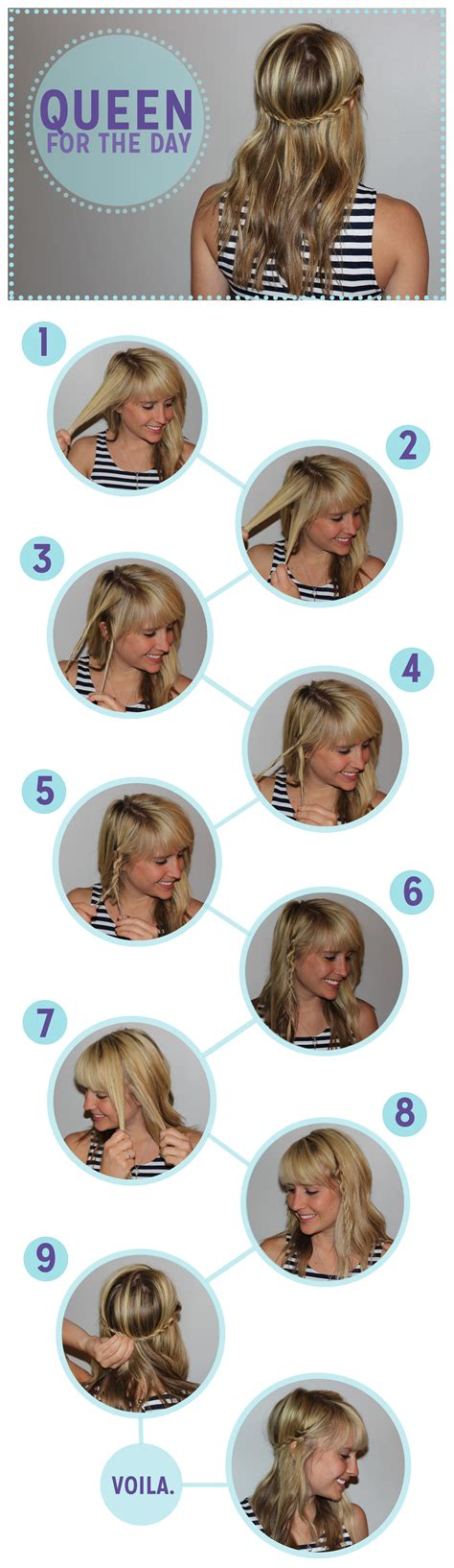 how to do the twist braid step by step diy do crown rope braid the layer loxa beauty 174