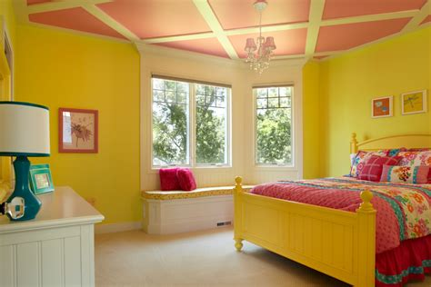 colors for children s bedroom 20 yellow bedroom designs decorating ideas design