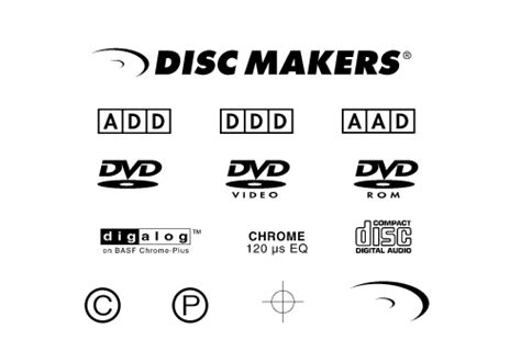 disc makers templates choice image templates design ideas