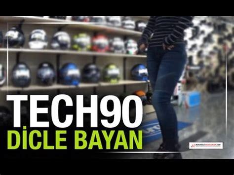 tech dicle bayan motosiklet pantolonu hakkinda
