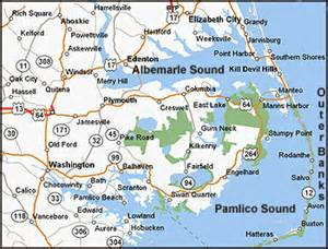 map of eastern carolina cities and towns pictures to