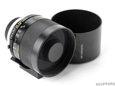 tamron: 350mm (35cm) f5.6 sp (canon fd) lens price guide