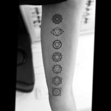 minimalist tattoo guys 40 chakras tattoo designs for men spiritual ink ideas