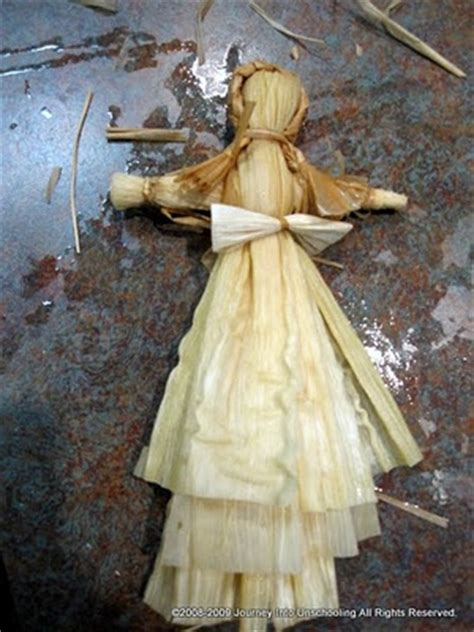 history corn husk doll how to make your own corn husk doll history