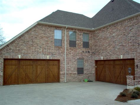 Custom Wood Doors Overhead Door Company Of Conroe Overhead Door Of Conroe