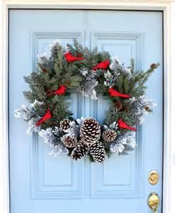 how to make a christmas wreath daisymaebelle daisymaebelle