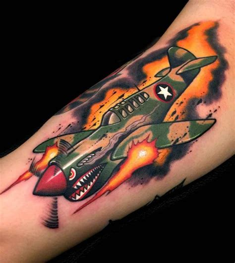 plane tattoo best tattoo ideas gallery