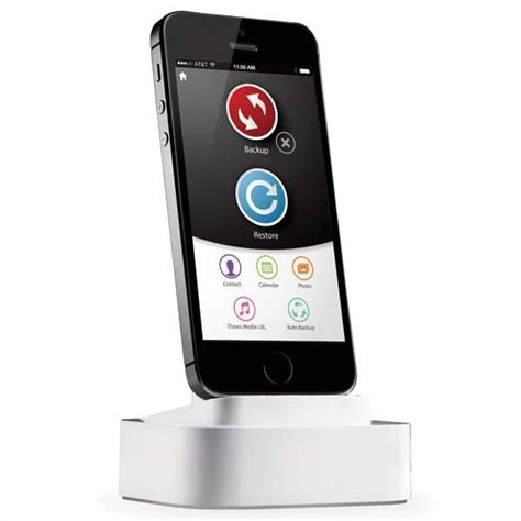 Memory Iphone 5s The Memory Expanding Charging Station Backups Your Iphone