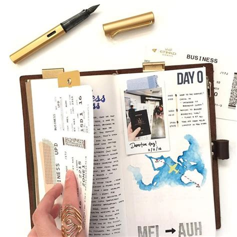 ideas to be realized a notebook books 25 best ideas about travel journals on travel