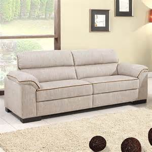 ealing two tone fabric sofa collection with