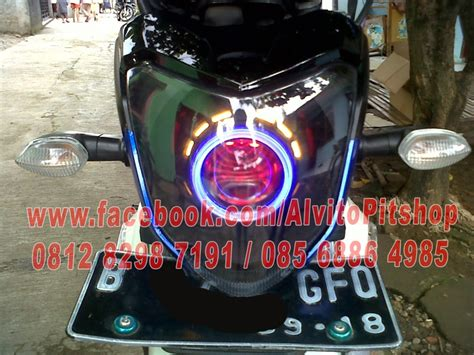 Lu Proji Untuk Nvl alvito pitshop lighting solution projector hid aes