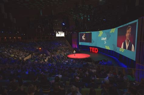 ted theatre  rockwell group