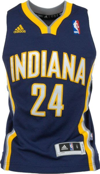 jersey design indiana pacers adidas blue boys paul george indiana pacers revolution