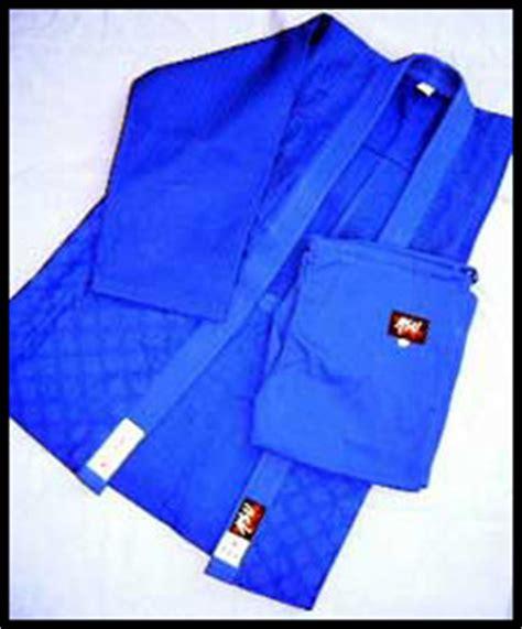 hsu judo gi size chart hsu double weave blue judo gi