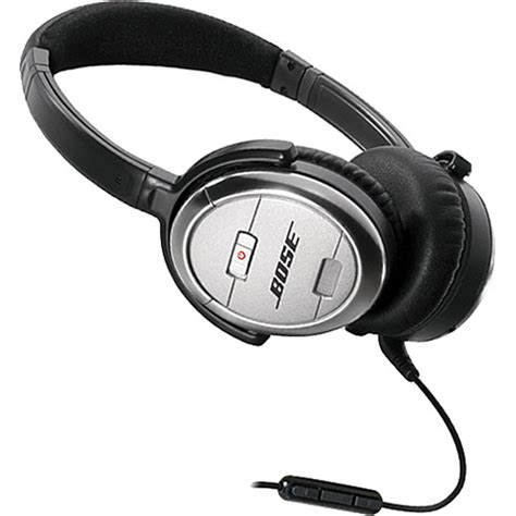 quiet comfort 3 bose quietcomfort 3 acoustic noise cancelling 370510 0010 b h