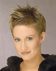 spikey hairstyles for short spikey hairstyles for women over 50
