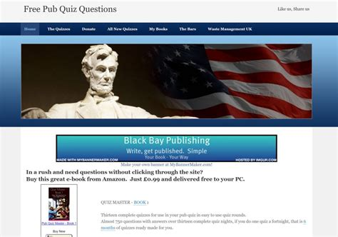 Top 10 Best Websites Out There by Quiz Questions And Answers The 10 Best Resources