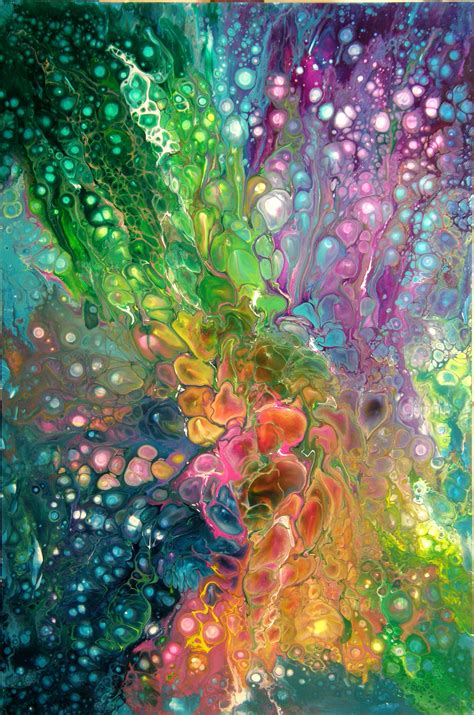 acrylic paint artist acrylic pouring btw check out some cool here http