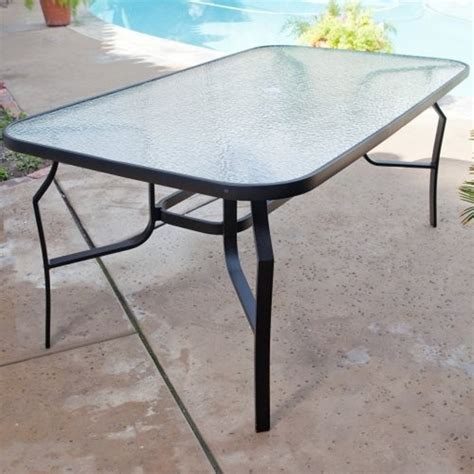 replacement patio table glass ideas and photos inspire