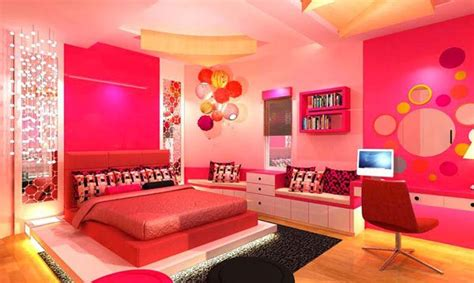 Pretty Rooms For Girls | 20 pretty girls bedroom designs home design lover