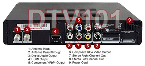 Tuner Parenthood by Premium Dtv Tuner For Air Channels Closed Caption Usb