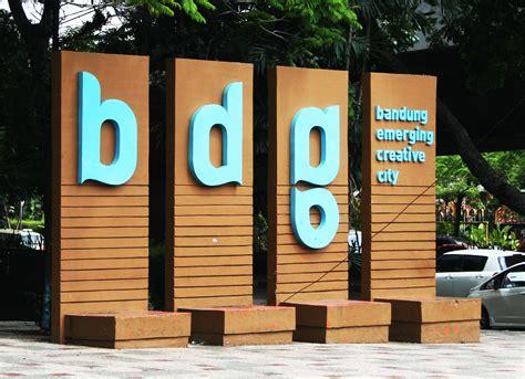 foto bdg land bandung emerging creative city der indonesische indie