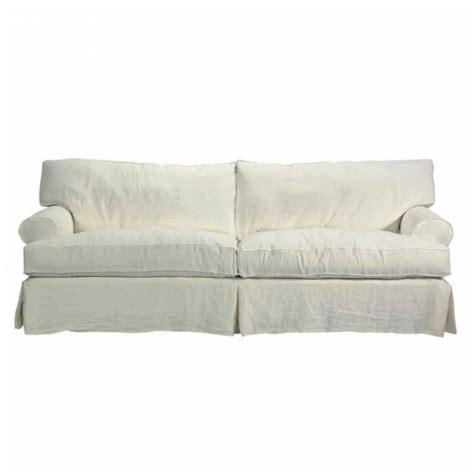 white slipcovered sofas for sale slipcovers for ikea