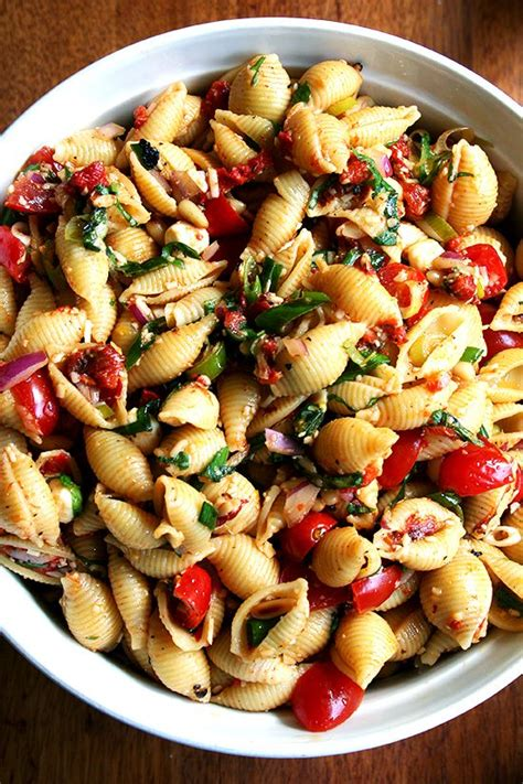 easy pasta salads simple pasta salad