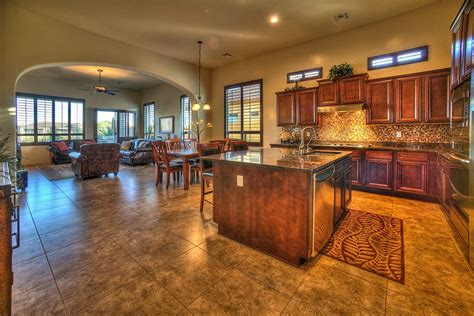 great room concept country great room with kitchen island by stephen shefrin