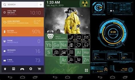 themes launcher for android 16 best new free home screen launchers for android phone