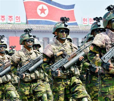 north korea us military expert says north korea parade arms are fake