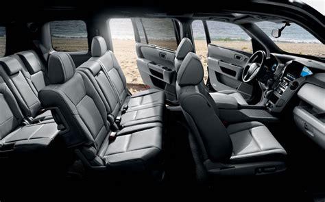 honda pilot interior  seat suv
