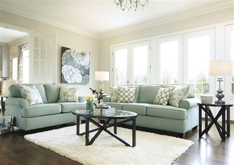 seafoam green couch jarons daystar seafoam sofa loveseat