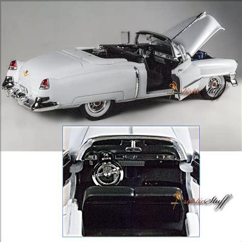 Welly Nex 53 Cadillac Eldorado welly 1953 cadillac eldorado convertible white 1 24 scale diecast unboxed ebay