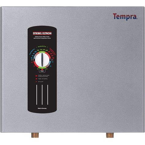 Tankless Electric   Water Heaters   The Home Depot