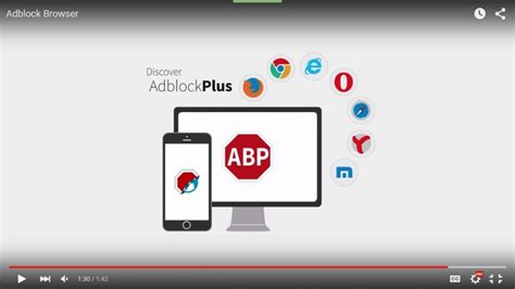 how to get adblock on android adblock plus releases browser for android and ios