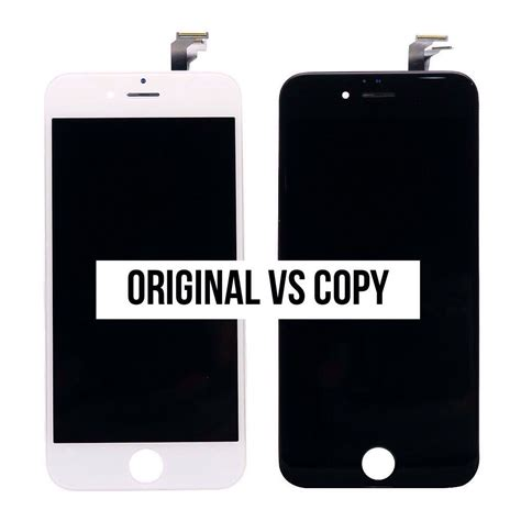 Lcd Iphone 6 Copy 5 tips to tell original and copy lcd of iphone 6 smart phone solutions