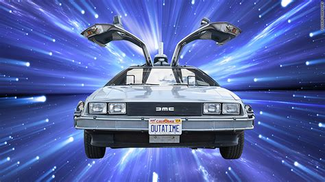 deloreans coming back to the future jan 27 2016