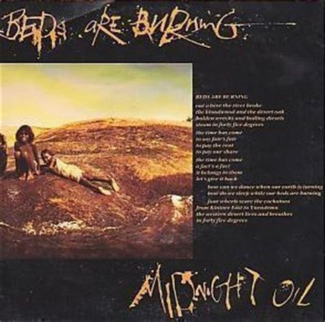 beds are burning lyrics midnight oil beds are burning lyrics genius lyrics