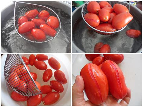 pomodori pelati fatti in casa pomodori pelati fatti in casa ricettedi it