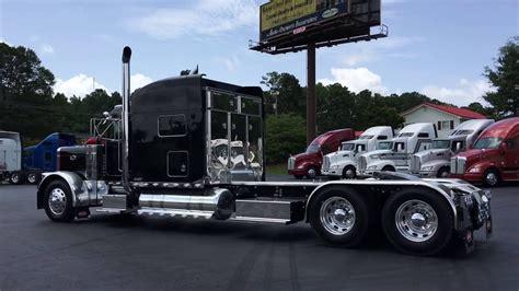 peterbilt show trucks 2004 peterbilt 379x show truck doovi