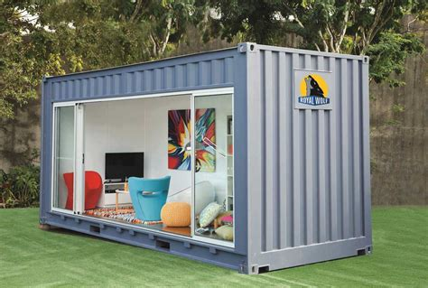 Timber House Floor Plans royal wolf outdoor room shipping container homes