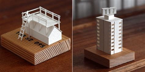 How To Make A Skyscraper Out Of Paper - creates a teeming tiny city out of paper one