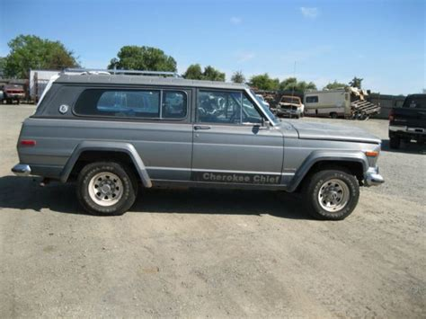 1977 jeep chief 1977 jeep chief jeep 1977 for sale