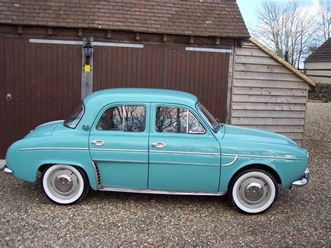 1959 renault 4cv 1959 renault dauphine cars pinterest search