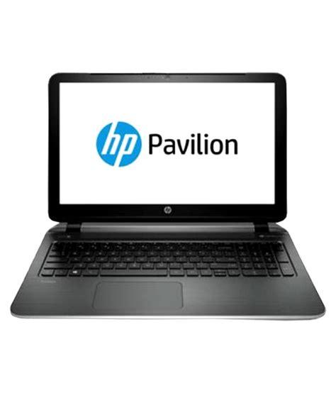Laptop Hp Ram 4gb hp pavilion 15 p001tx laptop 4th i5 4gb ram 1tb hdd 39 62cm 15 6 screen win 8 1
